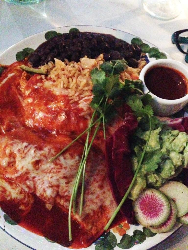 ivy enchilada