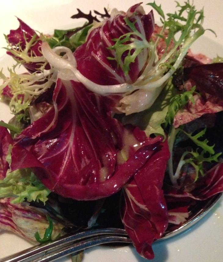aria salad