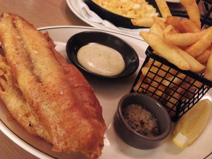 centennial hotel fish and chips
