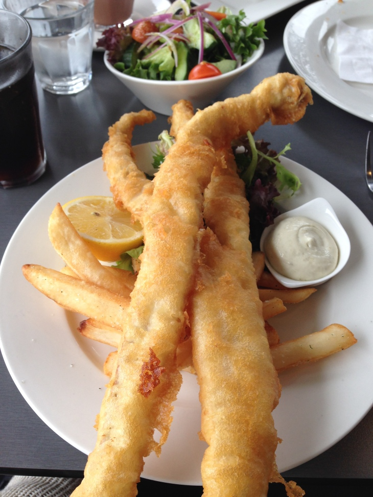 armory fish n chips