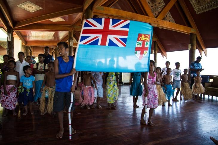 Fiji day concert